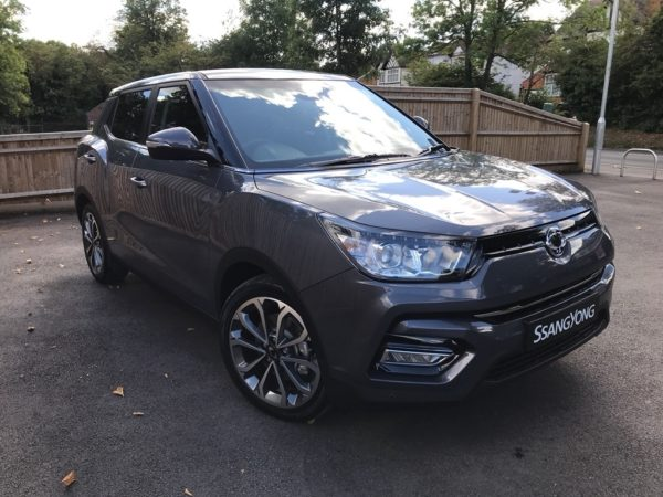 SsangYong Tivoli 1.6 Ultimate (s/s) 5dr