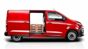 Citroen Dispatch vans starting from just £15990 +VAT