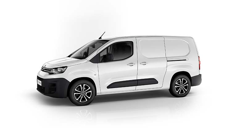 Business Contract Hire | £203 per month | New Berlingo Van BlueHDi 100 S&S manual XL 950 Enterprise