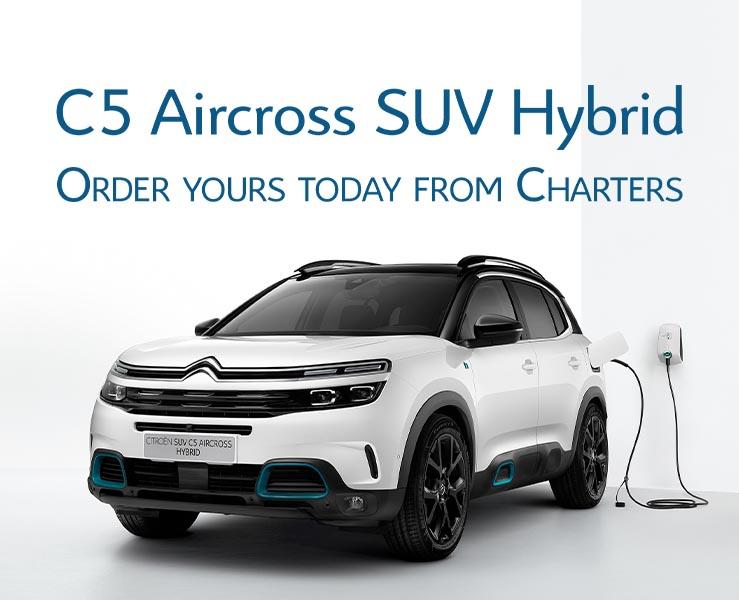 c5-aircross-SUV-hybrid-orders-goo