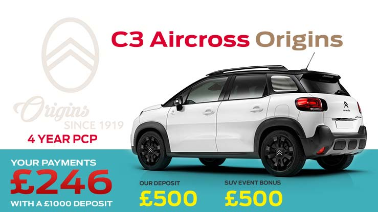 citroen-c3-origins-pcp-offer-an